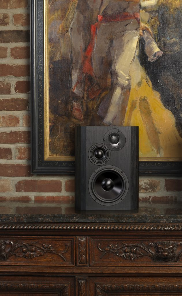 On Wall Speaker