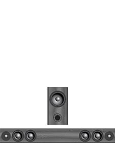 BP-1 Soundbar + Sub