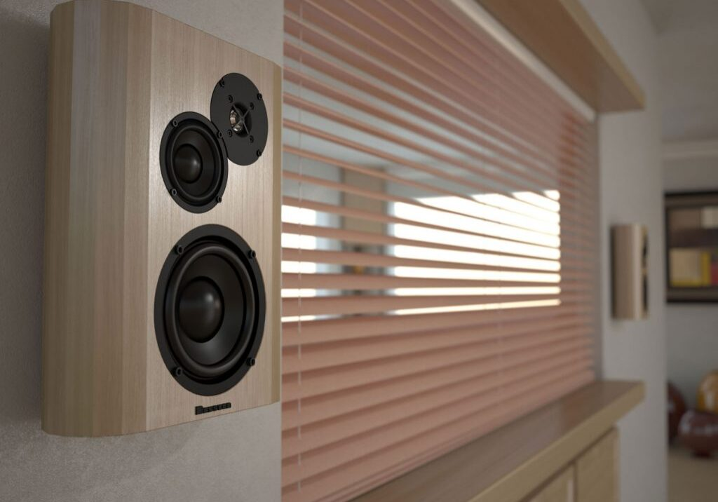 Bryston On-Wall Speakers